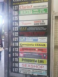 Foto Local en Alquiler en  Botanico,  Palermo  Av. Santa Fe Nº al 4400