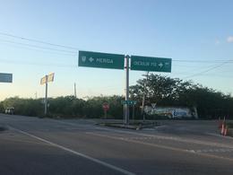 Foto Terreno en Renta en  Conkal ,  Yucatán  Terreno en renta en Conkal, ideal para gasolinera, plaza comercial, etc.