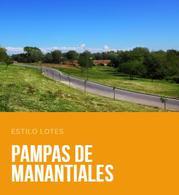 Foto Terreno en Venta en  Manantiales ,  Cordoba Capital  pampas de manantiales