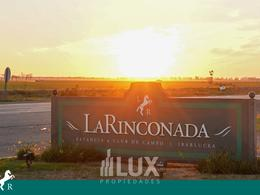 Venta de lotes barrio La Rinconada Ibarlucea - valores desde