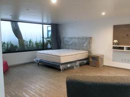 Foto Departamento en Renta en  Lomas de Tecamachalco,  Naucalpan de Juárez  Fte de Pisa depa nuevo tipo loft amueblado renta(ED)