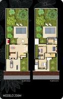 Foto Casa en Venta en  Pueblo Conkal,  Conkal  BOTANICO CONKAL- CASA EN VENTA- MODELO 206