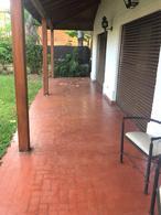 Foto Casa en Alquiler temporario | Alquiler en  Beccar,  San Isidro  Uspallata al 1300