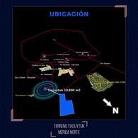 Foto Terreno en Venta en  Tixcuytun,  Mérida  Oportunidad de adquirir un terreno con unas dimensiones y una ubicación privilegiada para inversión y/o desarrollo.