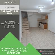Foto Departamento en Venta en  Huilliches,  Capital  San Martin 4079