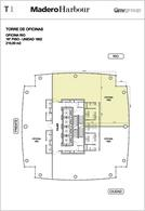 Foto Oficina en Venta en  Puerto Madero ,  Capital Federal  World Trade Center I - Lola Mora  421 piso 16