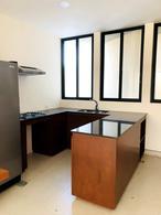 Foto Departamento en Renta en  Mérida ,  Yucatán  Rento apartamento nuevo en planta baja listo para estrenar cerca de La Isla en el norte de Mérida.