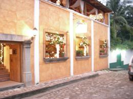Foto Edificio Comercial en Venta en  Agua Fria,  Copán Ruinas  Hotel turístico en Copan Ruinas
