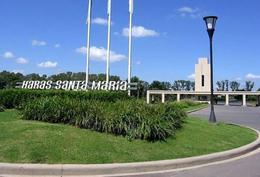 Foto Terreno en Venta en  Haras Santa Maria,  Countries/B.Cerrado (Escobar)  Venta Lote Barrio Haras Santa Maria