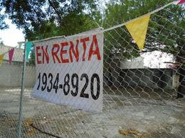 Foto Terreno en Renta en  Moderna,  Monterrey  TERRENO EN RENTA LA MODERNA EN MONTERREY NUEVO LEON