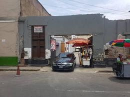 Foto Terreno en Venta en  Cercado de Lima,  Lima  Jr. Ica