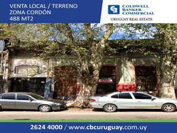 Foto Terreno en Venta en  Cordón ,  Montevideo  Cordón