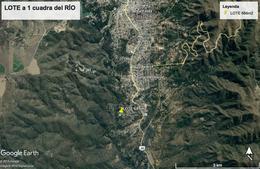 Foto Terreno en Venta en  Valle Hermoso,  Punilla  RESERVADO - A metros del Río en Villa Los Angeles