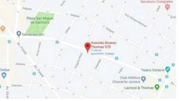 Foto Departamento en Venta en  Colegiales ,  Capital Federal  ALVAREZ THOMAS 900 1E