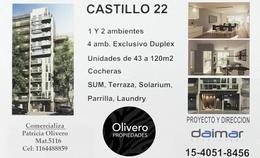 Foto Departamento en Venta en  Villa Crespo ,  Capital Federal      Monoambientes y unidades de 1 1/2, 2 y 4 amb. Pozo en Villa Crespo - Entrega Marzo 2022