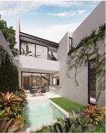 Foto Casa en Venta en  Temozon Norte,  Mérida  Casa en venta en Temozón Norte, con terraza techada y piscina acabado Chukum