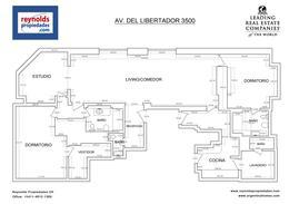 Foto thumbnail Departamento en Alquiler en  Palermo ,  Capital Federal  Libertador al 3500