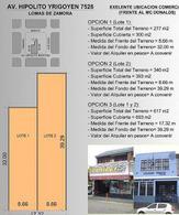 Foto Local en Venta en  Banfield Oeste,  Banfield  AVENIDA HIPOLITO YRIGOYEN 7500
