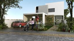 Foto Casa en condominio en Venta en  Pueblo Cholul,  Mérida  Privada Albarella casa en Venta (Mod.G) Cholul Mérida Yucatán
