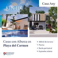 Foto Casa en Venta en  Solidaridad ,  Quintana Roo  Casa Any en Venta