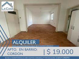 Foto Apartamento en Alquiler en  Cordón ,  Montevideo  Fernandez Crespo al 1700