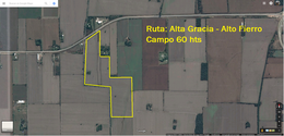 Foto thumbnail Campo en Venta en  Alta Gracia,  Santa Maria  E-45 km 31.5