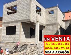 Foto Casa en Venta en  Tijuana,  Tijuana  VENDEMOS CASA SEMITERMINADA (SE ACABÓ EL DINERO), TERMÍNELA USTED A SU GUSTO
