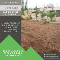 Foto Terreno en Venta en  Confluencia ,  Neuquen  Las Lilas de Plottier