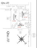 Foto Terreno en Venta en  Altos De Robles,  Parada Robles      Altos de Robles, Exaltación de la Cruz -SIN EXPENSAS 1700  m2