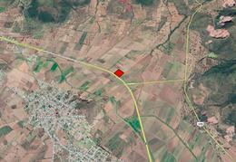 Foto Terreno en Venta en  Pueblo Tlanalapa,  Tlanalapa  Terreno sobre Carretera  Pachuca-Sahagun Km 88 (Tlanalapa Hgo.)