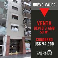 Foto Departamento en Venta en  Congreso ,  Capital Federal  Av. Rivadavia al 1500