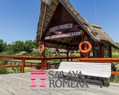 Foto Terreno en Venta en  Isla Santa Monica,  Countries/B.Cerrado  Isla Santa Monica. Rio San Antonio y Rio de la Plata, 1ra Seccion del Delta