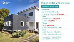 Foto Casa en Alquiler | Alquiler temporario en  Costa Esmeralda ,  Costa Atlantica  Residencial II - Lote al 200