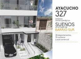Foto thumbnail Departamento en Venta en  Zona Sur,  San Miguel De Tucumán  Ayacucho al 300