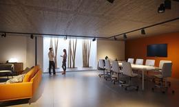 Foto Oficina en Alquiler en  Pocitos Nuevo ,  Montevideo  Oficina a estrenar próximo a WTC