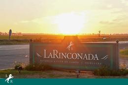 Foto Terreno en Venta en  La Rinconada,  Ibarlucea  La Rinconada - LOTE 64 ZONA CENTRO