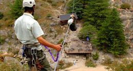 Foto thumbnail Terreno en Venta en  La Cumbrecita,  Calamuchita  Conecta con las sierras y con vos...Lote en venta al Río en La Cumbrecita!!!