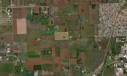 Foto Campo en Venta en  Perez ,  Santa Fe  Pérez, a 1.600 m del cruce de Ruta 14 y Ruta 33 hacia el Norte
