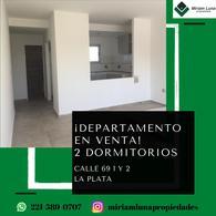 Foto Departamento en Venta en  La Plata ,  G.B.A. Zona Sur  69 1 y 2