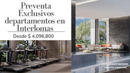 Foto Departamento en Venta en  Interlomas,  Huixquilucan  GRAN PREVENTA DE DEPARTAMENTOS DESDE $4,096,800 CON LAS MEJORES AMENIDADES