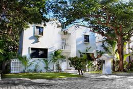Foto Casa en Renta temporal en  Fraccionamiento Playacar Fase I,  Solidaridad  Villa renta vacacional  Playacar fase 1