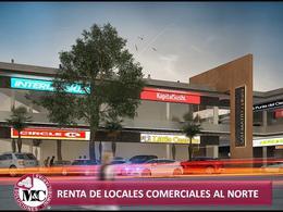 Foto Local en Renta en  Fraccionamiento San Cayetano,  Aguascalientes  M&C RENTA DE LOCALES COMERCIALES AL NORTE DE LA CIUDAD