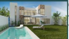 Foto Casa en Venta en  San Diego Cutz,  Conkal  PREVENTA CASA 3 HABITACIONES EN SAN DIEGO CUTZ.