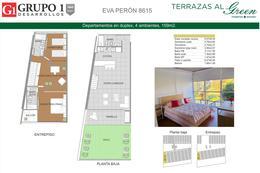 Foto Departamento en Venta en  Centro,  Rosario  Av. Eva Perón al 8600