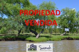 Foto Terreno en Venta en  Urion,  Zona Delta Tigre   Urion Parcelas 46 y 47