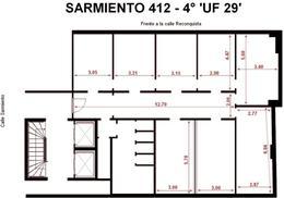 Foto Oficina en Venta en  Centro (Capital Federal) ,  Capital Federal  Sarmiento 400