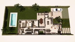 Foto Casa en Venta en  Las Cañitas Barrio Privado,  Malagueño  Casa en construcción (se entrega terminada) - Las Cañitas Barrio Privado - 3 dorm - 3 Baños - Moderna!!