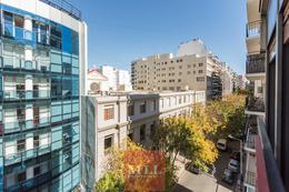 Foto Departamento en Venta en  Recoleta ,  Capital Federal  Juncal y Libertad,  semipiso con cochera, impecable