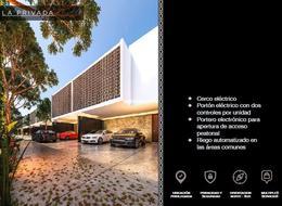Foto Departamento en Venta en  Montes de Ame,  Mérida  KENTRO, LUJOSOS TOWNHOUSES EN MONTES DE AMÉ, MÉRIDA