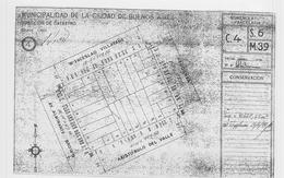 Foto Terreno en Venta en  Boca ,  Capital Federal  ARISTOBULO DEL VALLE al 300